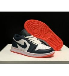 Air Jordan 1 Low Shoes Women 023