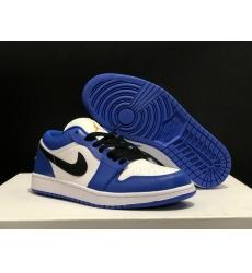 Air Jordan 1 Low Shoes Women 031