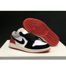 Air Jordan 1 Low Shoes Women 032