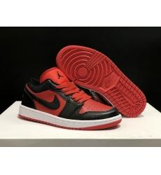 Air Jordan 1 Low Shoes Women 038
