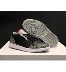 Air Jordan 1 Low Shoes Women 042
