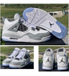 Air Jordan 4 GS Dior Women Shoes
