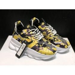 Versace Chain Reaction Sneakers Men 021
