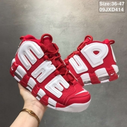 Supreme x Nike Air More Uptempo Women Shoes 001