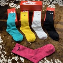 Nike Colour Socks 5 in 1 Model 001