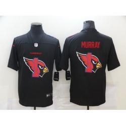 Nike Arizona Cardinals 1 Kyler Murray Black Shadow Logo Limited Jersey