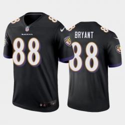Youth Baltimore Ravens Dez Bryant Black Vapor Untouchable Limited Jersey