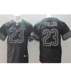 Nike Chicago Bears 23 Kyle Fuller Black Elite NFL Jersey