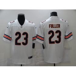 Nike Chicago Bears 23 Kyle Fuller White Vapor Untouchable Limited Jersey