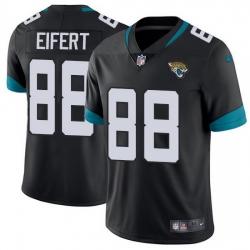 Nike Jaguars 88 Tyler Eifert Black Team Color Men Stitched NFL Vapor Untouchable Limited Jersey