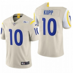 Youth Nike Los Angeles Rams 10 Cooper Kupp White 2020 New Vapor Untouchable Limited Jersey