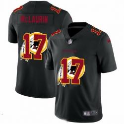 Washington Redskins 17 Terry McLaurin Men Nike Team Logo Dual Overlap Limited NFL Jersey Black