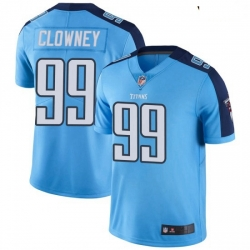 Youth Tennessee Titans 99 Jadeveon Clowney Colour Rush Limited Jersey