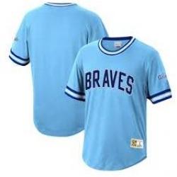 Braves Blank Blue Jersey