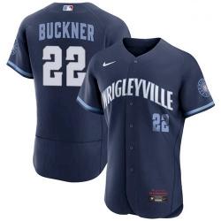 Men's Bill Buckner Chicago Cubs 2021 City Connect Wrigleyville Jersey