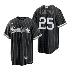 Men's White Sox Southside Andrew Vaughn City Connect Replica Jersey