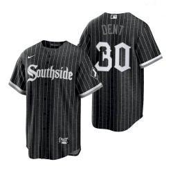 Men's White Sox Southside Bucky Dent City Connect Replica Jersey