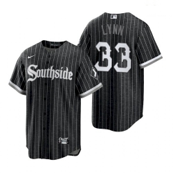 Men's White Sox Southside Lance Lynn City Connect Replica Jersey