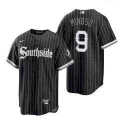 Men's White Sox Southside Minnie Minoso City Connect Replica Jersey