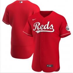 Men Cincinnati Reds Nike Red Blank Jersey