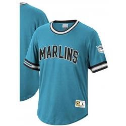 Men Florida Marlins Pullover Blank MLB Jersey