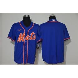Mets Blank Royal Nike 2020 Cool Base Jersey 116
