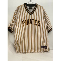 Pittsburgh Pirates Cooperstown Collection Vintage Striped Jersey