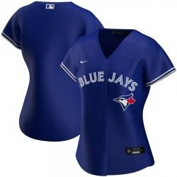 Toronto Blue Jays Nike Women Alternate 2020 MLB Team Jersey Royal