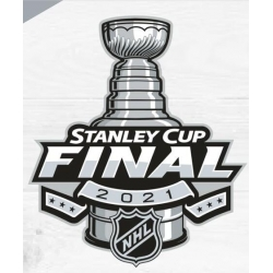 2021 Stanley Cup Final Patch