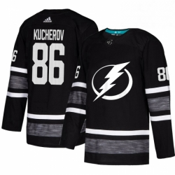 Mens Adidas Tampa Bay Lightning 91 Steven Stamkos White 2019 All Star Game Parley Authentic Stitched NHL Jersey