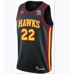 Cam Reddish NBA Atlanta Hawks Nike Men's Jersey
