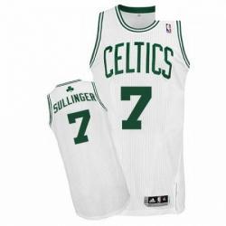 Revolution 30 Celtics 7 Jared Sullinger White Stitched NBA Jersey