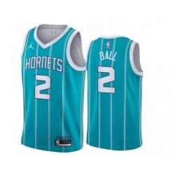 Hornets 2 Ball Men NBA Jersey
