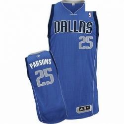 Revolution 30 Mavericks 25 Chandler Parsons Sky Blue Stitched NBA Jersey