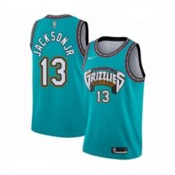Grizzlies 13 c Jr  Green Basketball Swingman Hardwood Classics Jersey