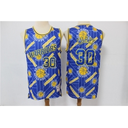 Men Golden Warriors Stephen Curry 30 hwc jersey tear up pack Swingman Jersey