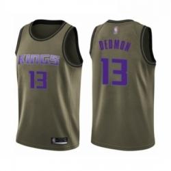 Mens Sacramento Kings 22 Richaun Holmes Authentic White Basketball Jersey Association Edition