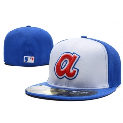 Los Angeles Angels Fitted Cap 006