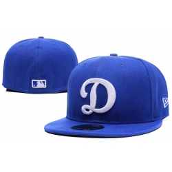 Los Angeles Dodgers Fitted Cap 003