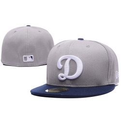 Los Angeles Dodgers Fitted Cap 006