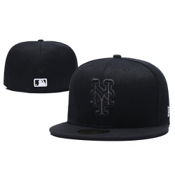 New York Mets Fitted Cap 001