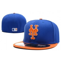 New York Mets Fitted Cap 002