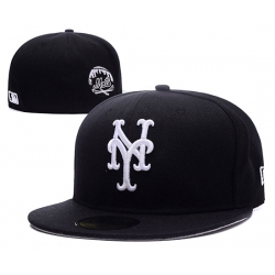 New York Mets Fitted Cap 004