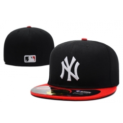 New York Yankees Fitted Cap 002