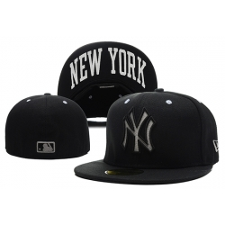 New York Yankees Fitted Cap 004