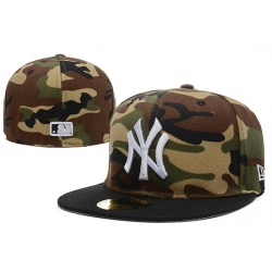 New York Yankees Fitted Cap 008