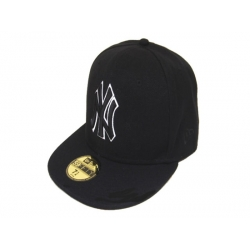 New York Yankees Fitted Cap 012