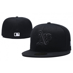 Oakland Athletics Fitted Cap 001