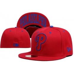 Philadelphia Phillies Fitted Cap 002