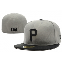 Pittsburgh Pirates Fitted Cap 001